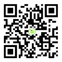 Official website QR code